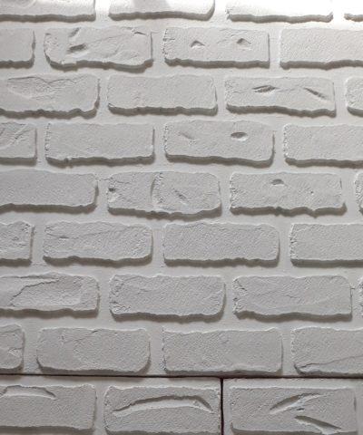 Placi imitatie caramida ANTIC WHITE 1