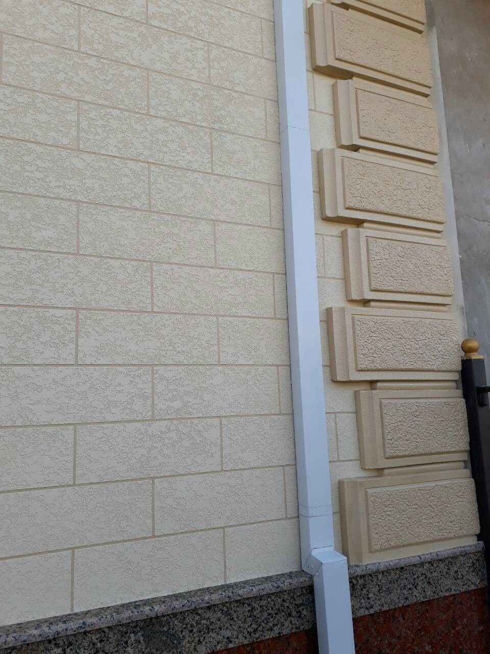 Caramida aparenta pentru exterior - Termoizolatie - seria INCE