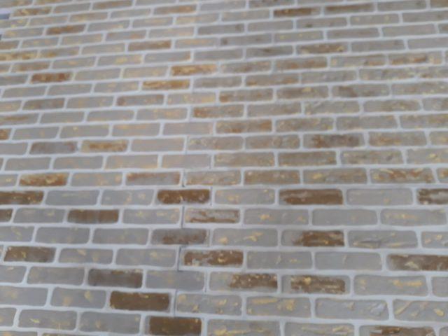 Caramida aparenta pentru interior si exterior TREND - asamblare