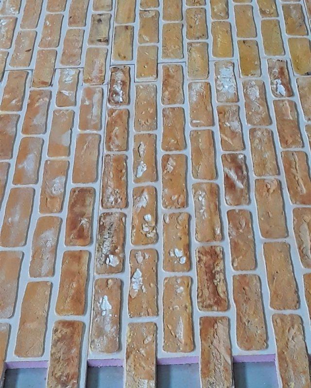 Panouri decorative fatade exterioare YELLOW ANTIC 3