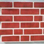 Panouri caramida aparenta de exterior TECHSTONE RED LUX - 100 x 50 x 5 cm - 3