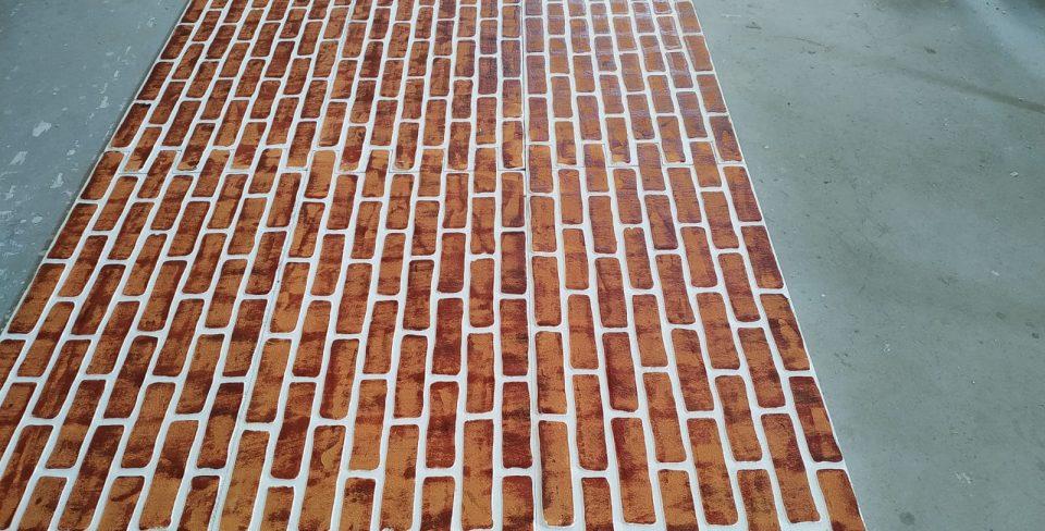 Panouri caramida aparenta de interior TECHSTONE VADIS