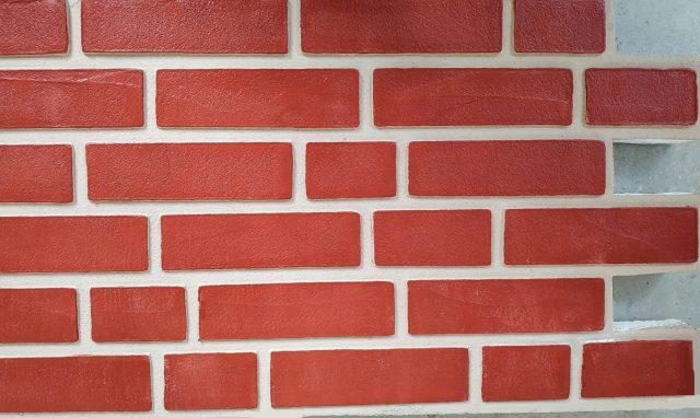 Panouri imitatie caramida exterior TECHSTONE RED CREM 100 x 50 x 5 cm - c