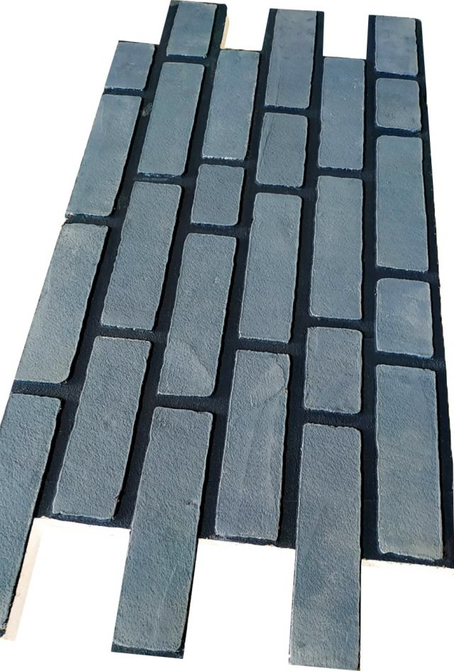 Panouri caramida aparenta de exterior Techstone Grey Anthracite 3