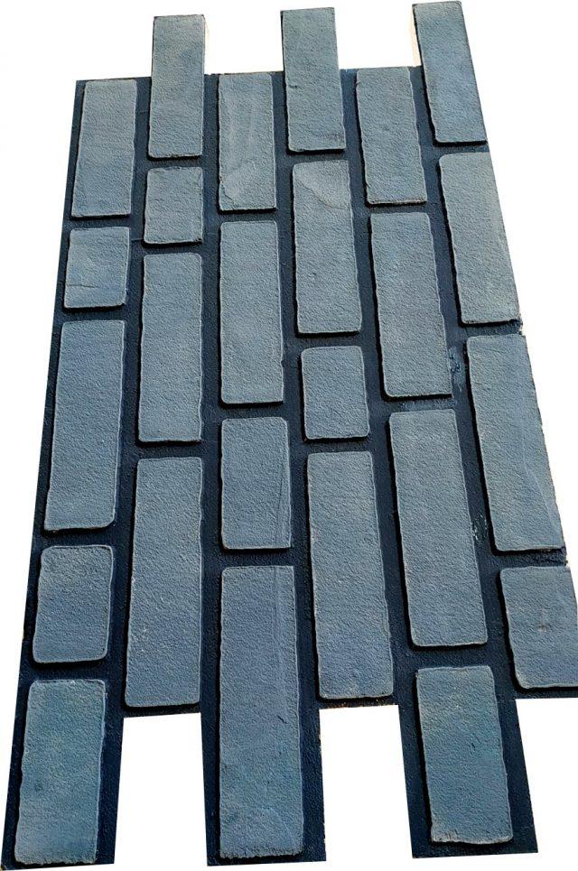 Panouri caramida aparenta de exterior Techstone Grey Anthracite 4