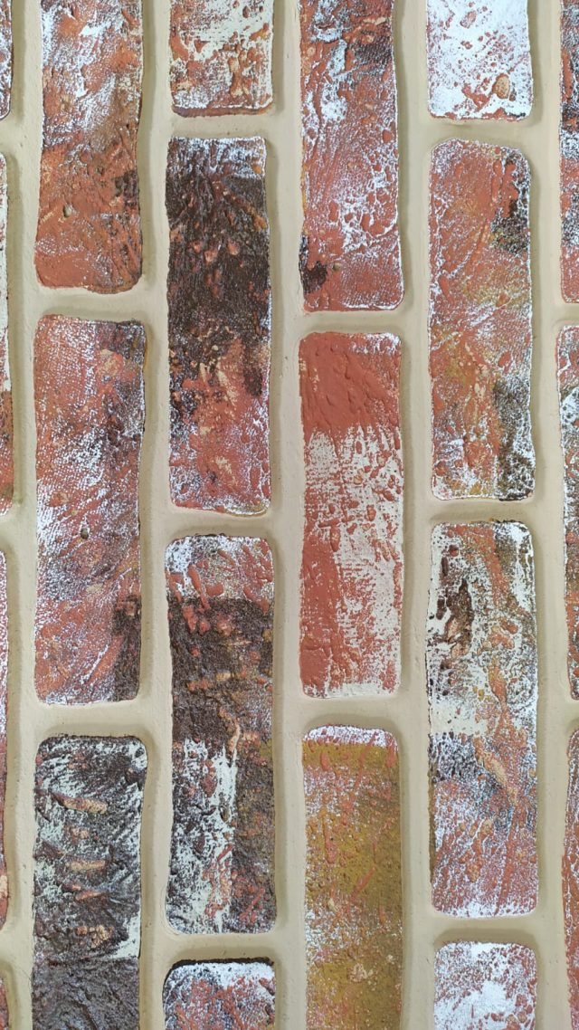 Panouri caramida aparenta antichizata TECHSTONE KORIAN 3