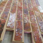 Panouri caramida aparenta antichizata TECHSTONE KORIAN 4