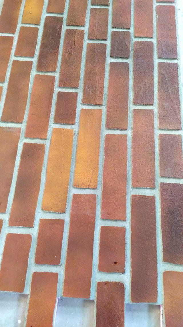 Panouri termoizolante caramida aparenta TECHSTONE BROWN SELENA 2