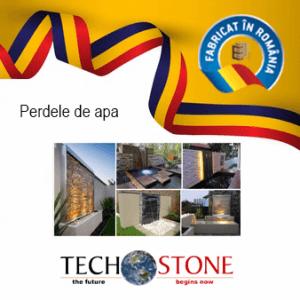 Perdele de apa - O marca Techstone