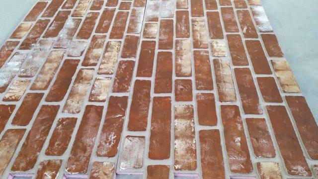 Panouri imitatie caramida Techstone Antic Iron 4